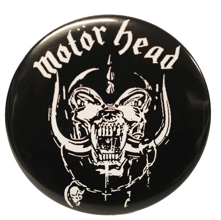 Motörhead england XL badge