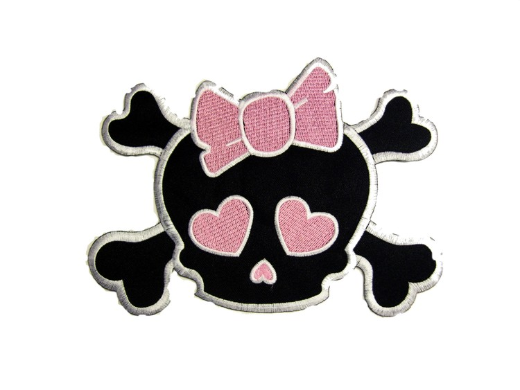 Cute skull XL