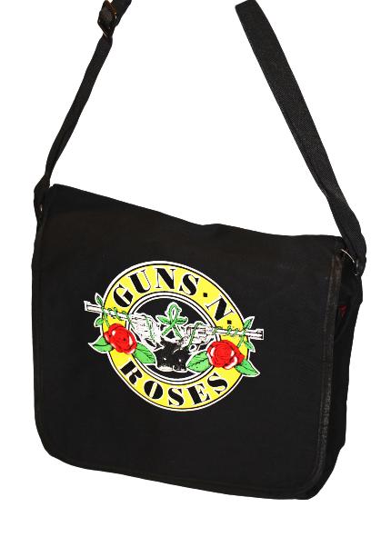 Axelväska Guns n roses