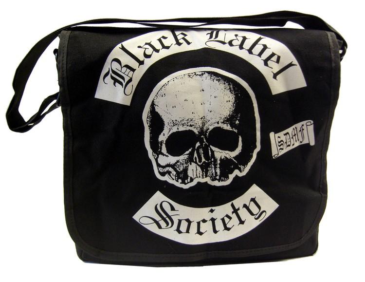 Axelväska Black label society