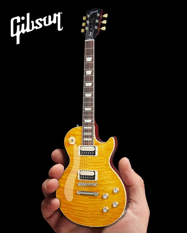 Slash Gibson Les Paul Standard Appetite Burst Mini Guitar Model