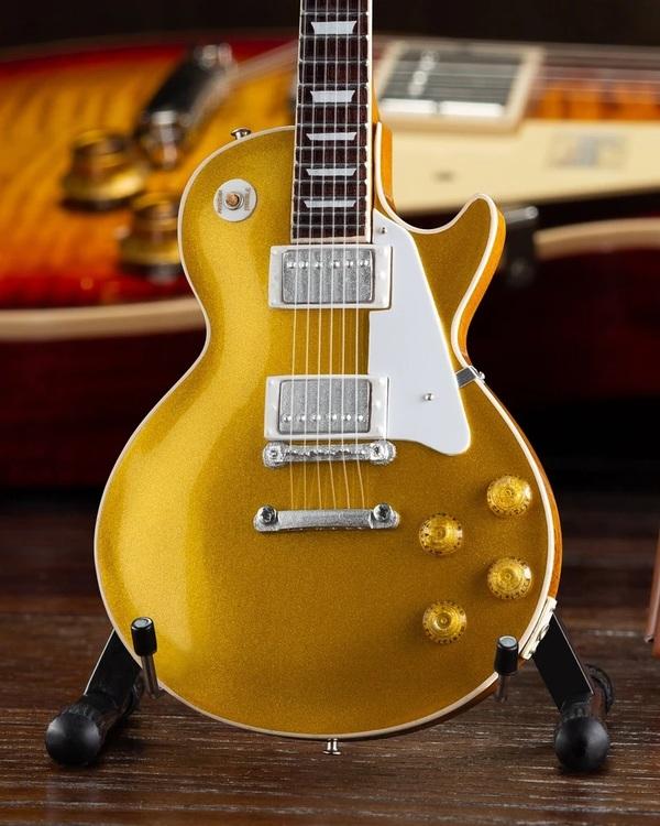 Gibson 1957 Les Paul Gold Top Mini Guitar Model