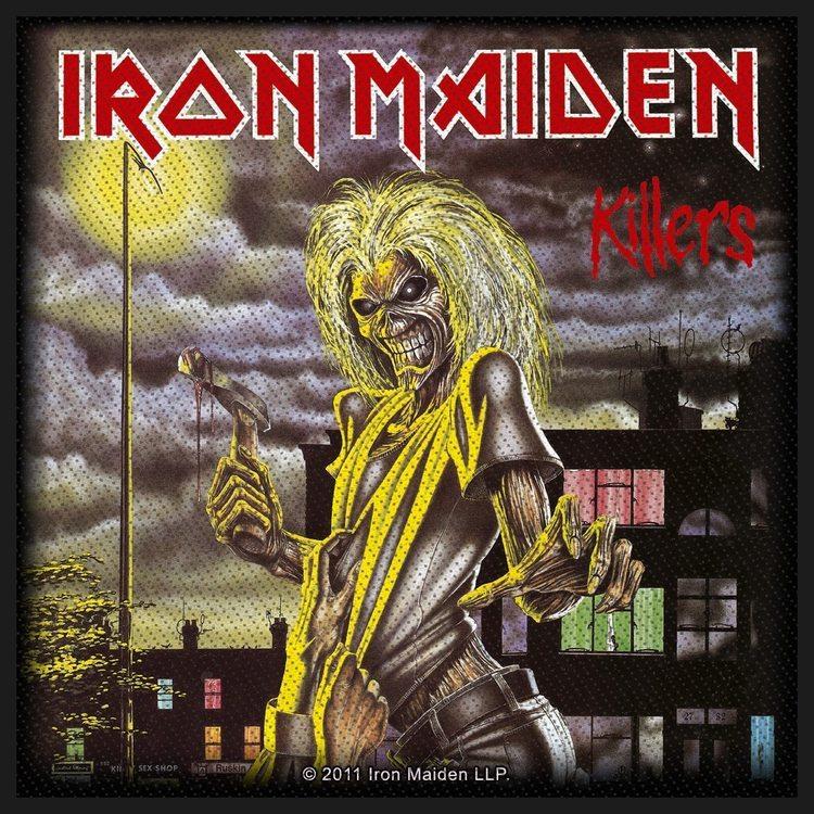 Iron Maiden 'Killers'