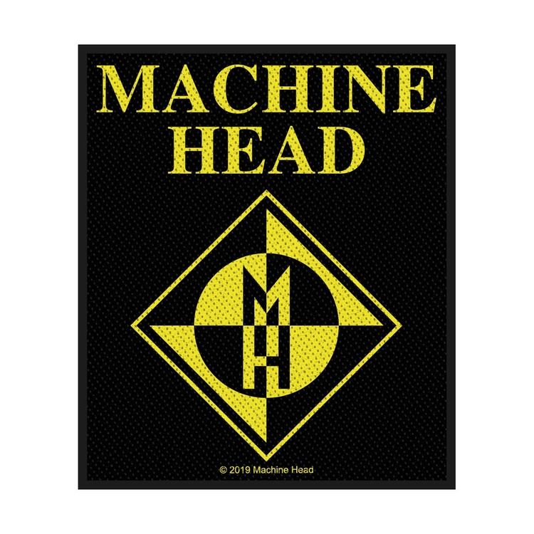 Machine Head 'Diamond Logo