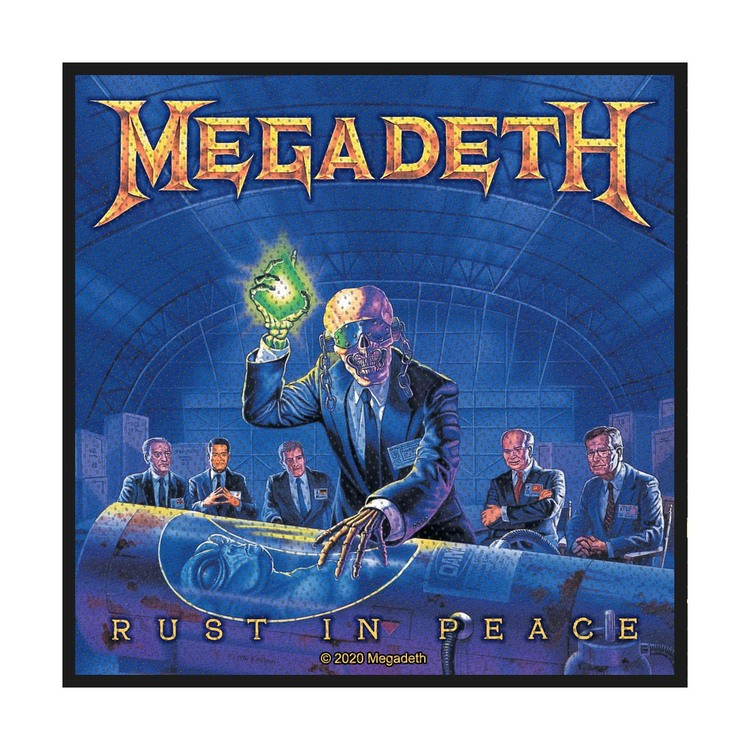Megadeth 'Rust In Peace'