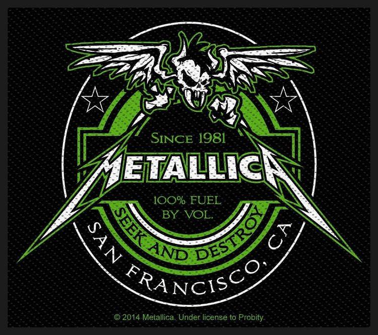 Metallica 'Beer Label'