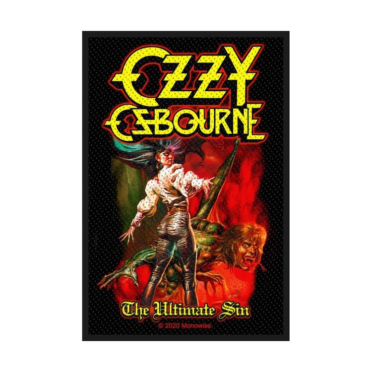 Ozzy Osbourne 'The Ultimate Sin'