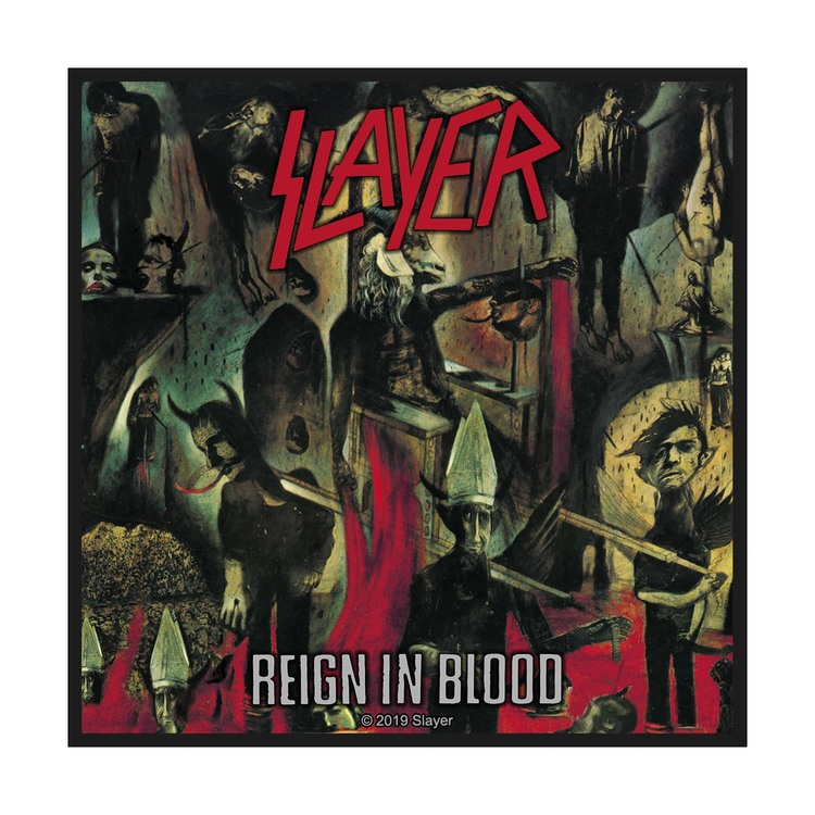Slayer 'Reign In Blood'
