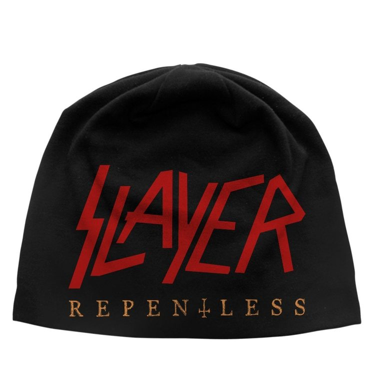 Slayer 'Repentless' Discharge Beanie