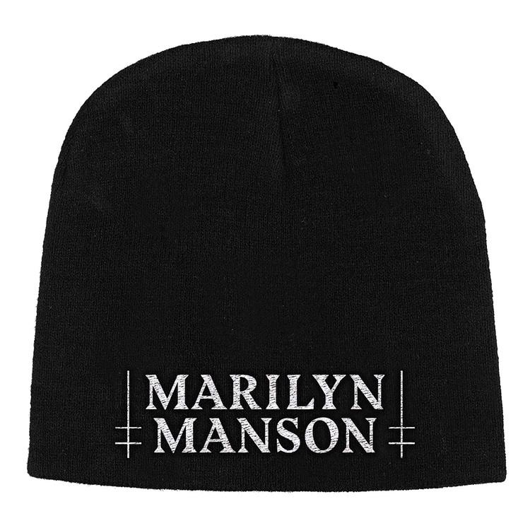 Marilyn Manson ´logo´ Beanie