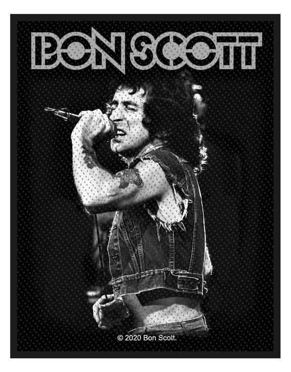 Bon Scott 'Bon Scott' Patch