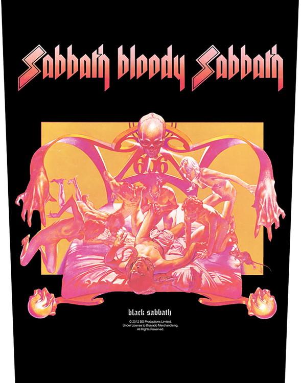 Black Sabbath 'Sabbath Bloody Sabbath' Backpatch