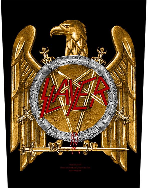 Slayer 'Golden Eagle' Backpatch