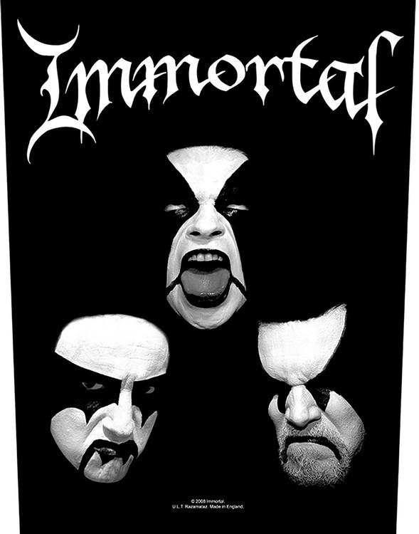 Immortal 'Blashyrkh' Backpatch