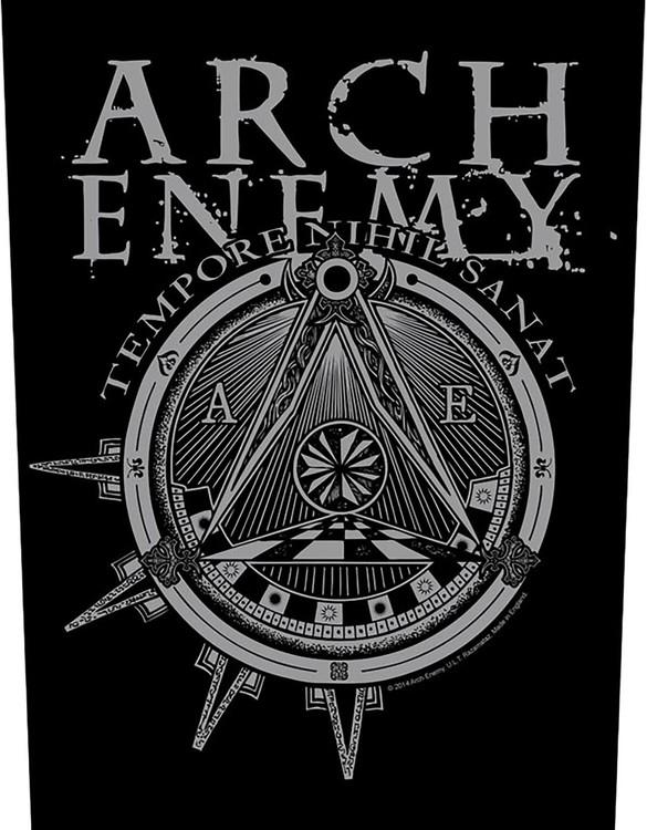 Arch Enemy 'Illuminati' Backpatch