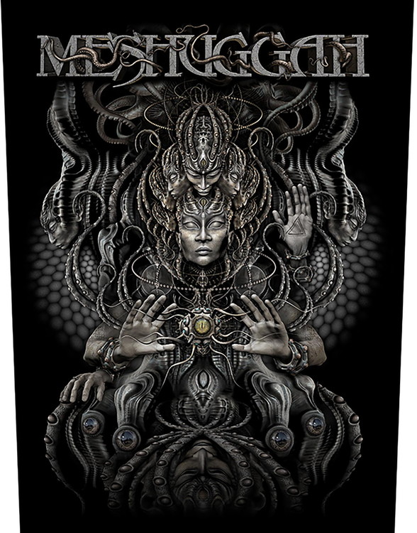 Meshuggah 'Musical Deviance' Backpatch