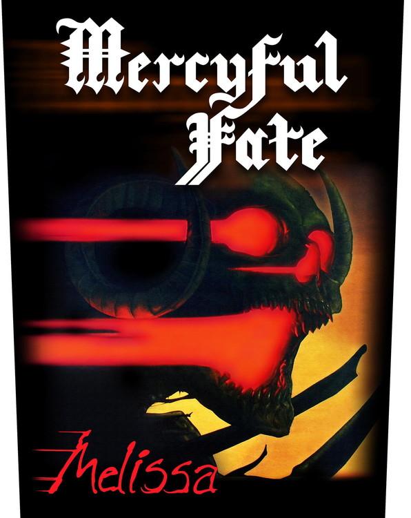 Mercyful Fate 'Melissa' Backpatch
