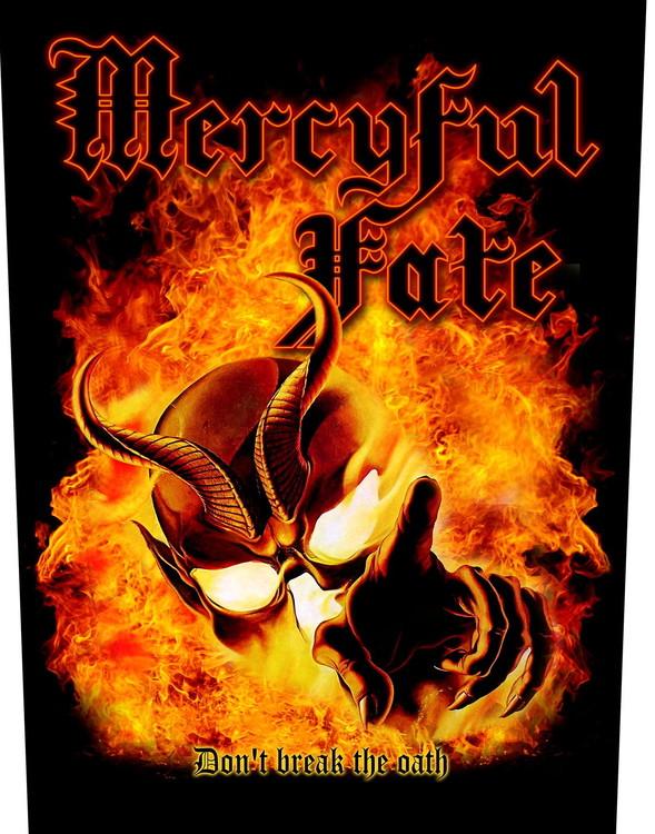 Mercyful Fate 'Don't Break The Oath' Backpatch