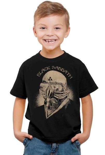 Black sabbath neversay die barn t-shirt