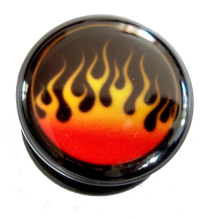 Akrylplugg Fire 6-16mm
