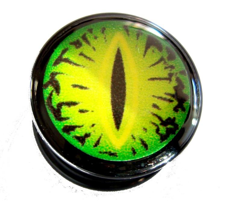 Akrylplugg Dragons eye 6-18mm