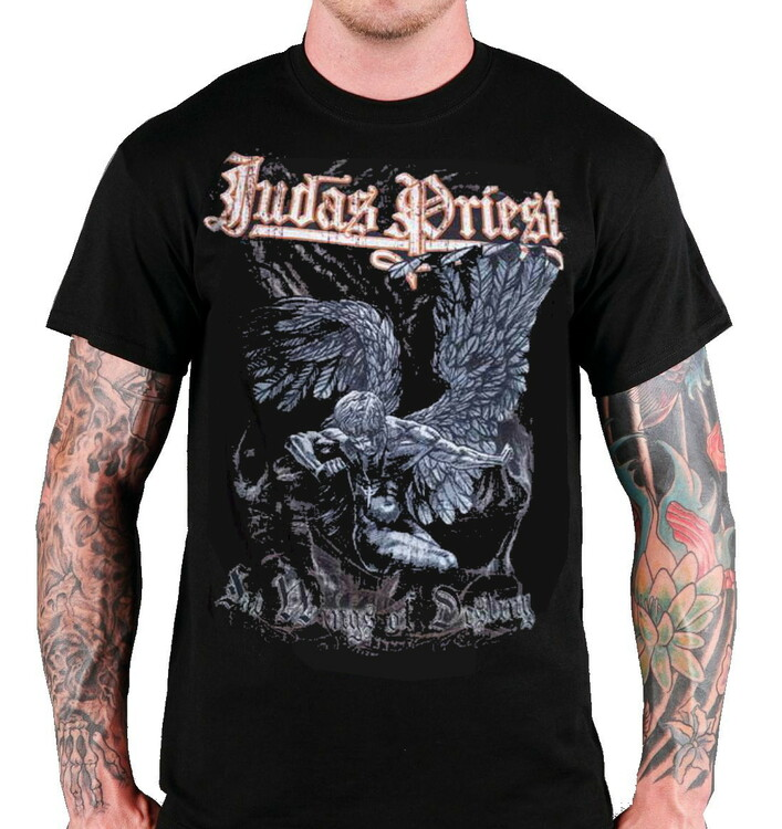 Judas Priest Sad Wings of destiny T-Shirt