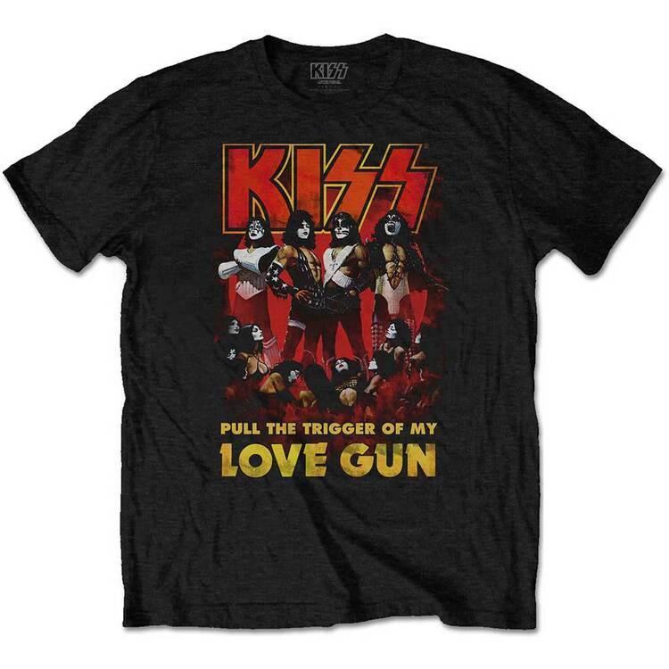 KISS Love Gun T-Shirt