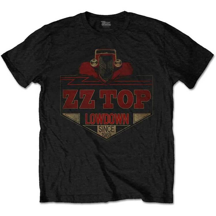 ZZ Top  Lowdown T-Shirt