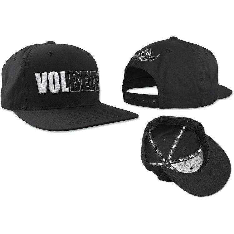 Volbeat Unisex Snapback Cap: Logo