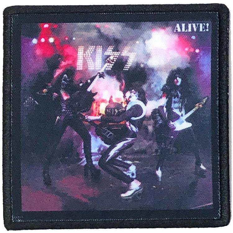 KISS Standard Patch: Alive!