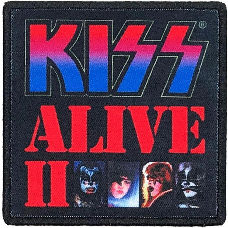 KISS Standard Patch: Alive II
