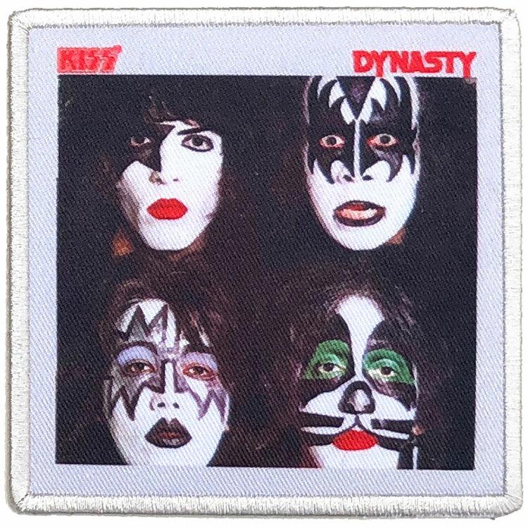 KISS Standard Patch: Dynasty