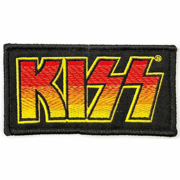 KISS Standard Patch: Classic Logo