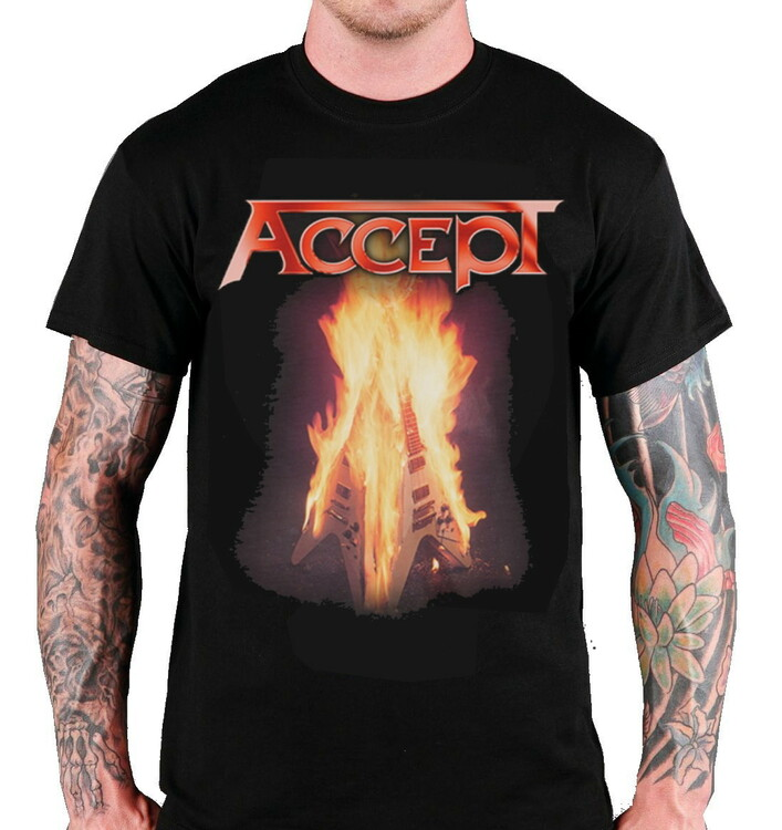 Accept Restless and Wild T-Shirt