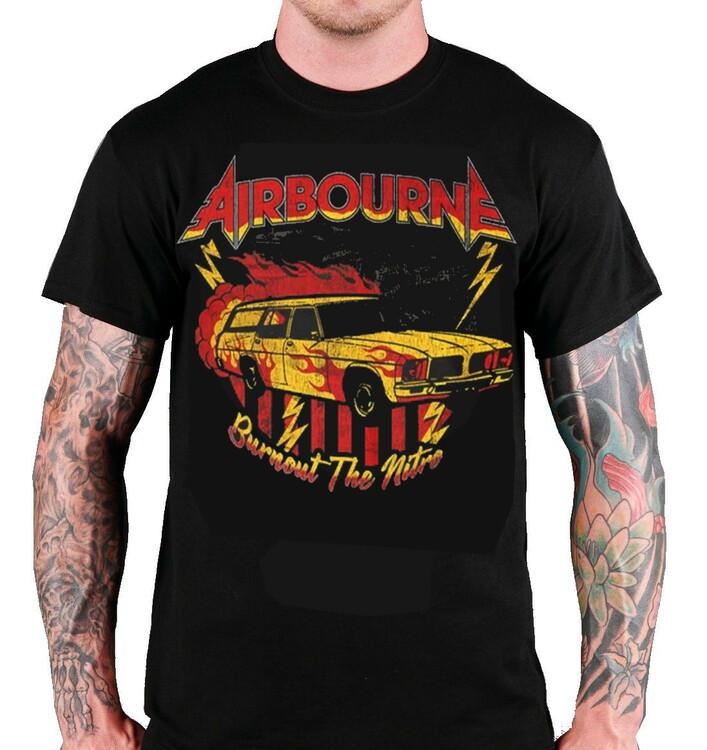 Airbourne  NITRO VINTAGE T-Shirt