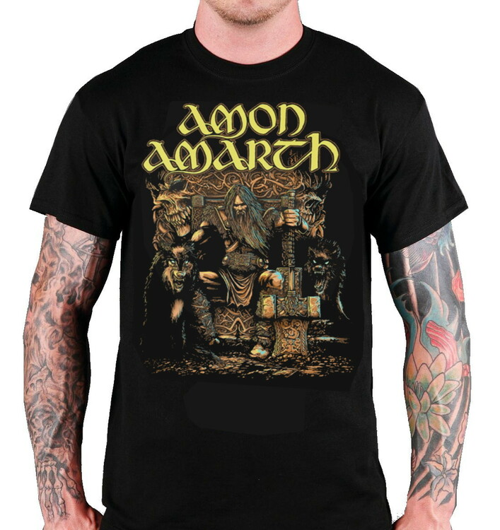 Amon amarth Thor T-Shirt