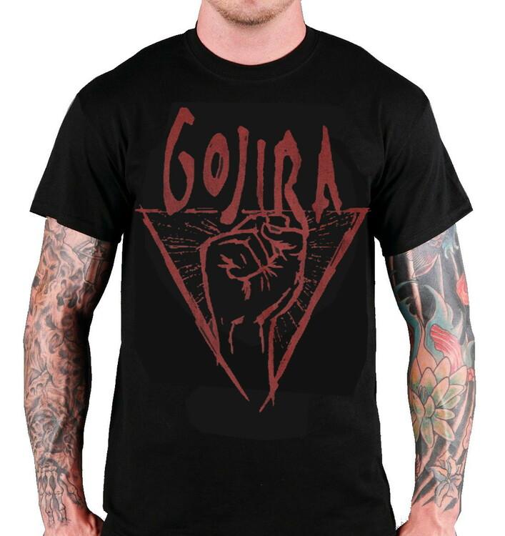 Gojira power glove T-Shirt