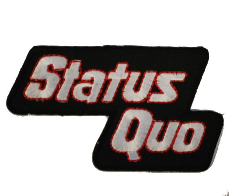 Status quo red logo