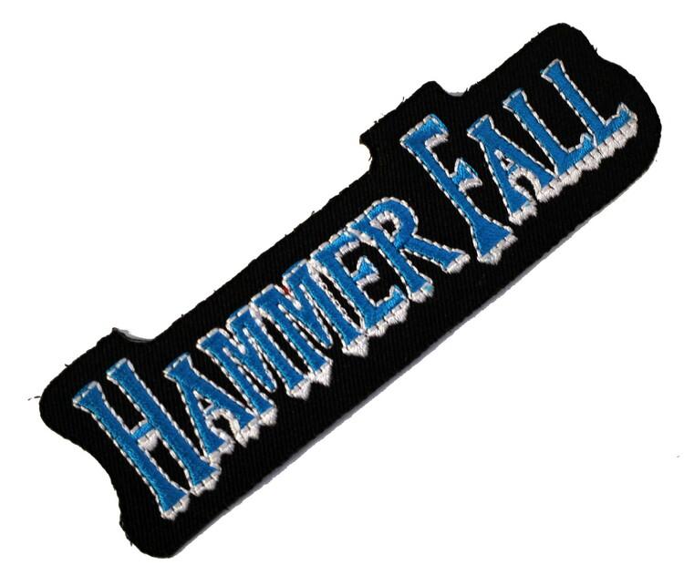 Hammerfall blue logo