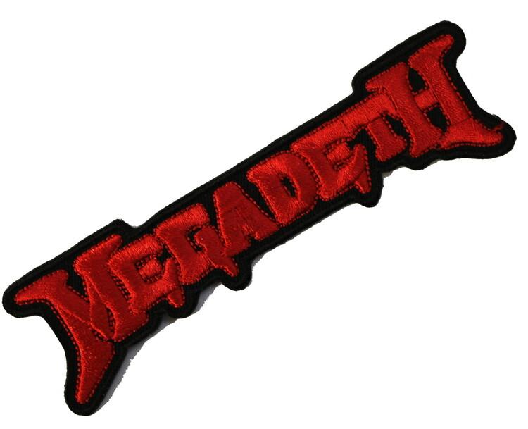 Megadeath red logo