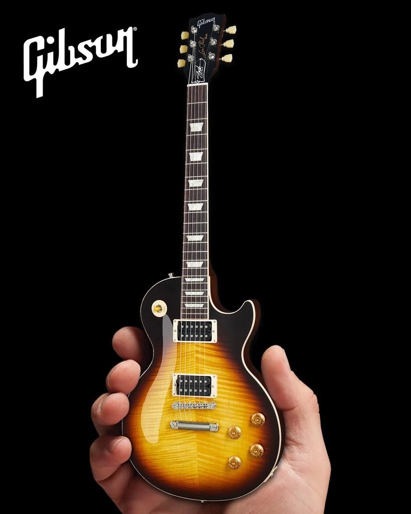 Slash Gibson Les Paul Standard November Burst 1:4 Scale Mini Guitar Model