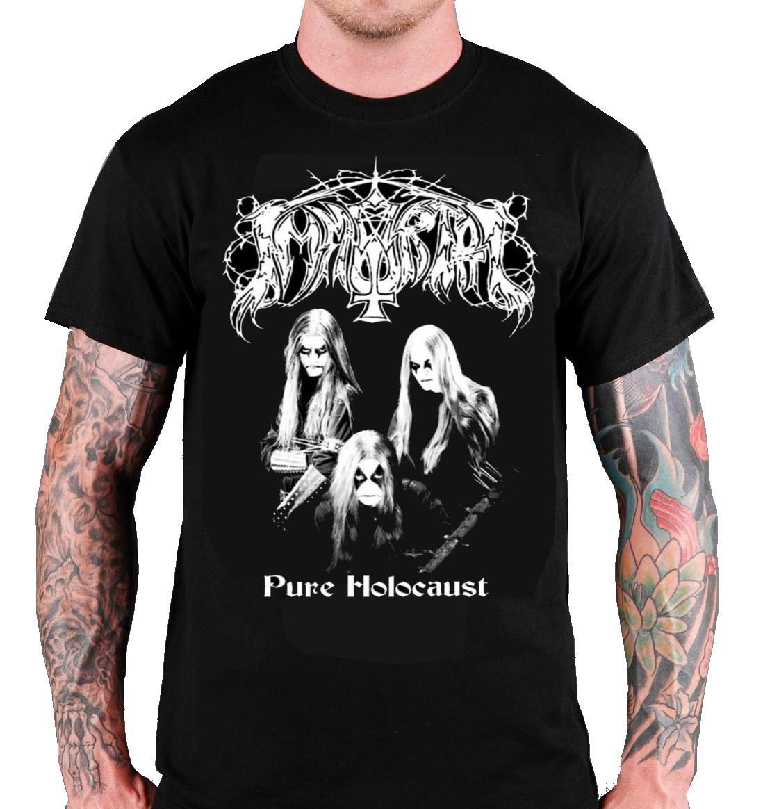 IMMORTAL - PURE HOLOCAUST T-Shirt