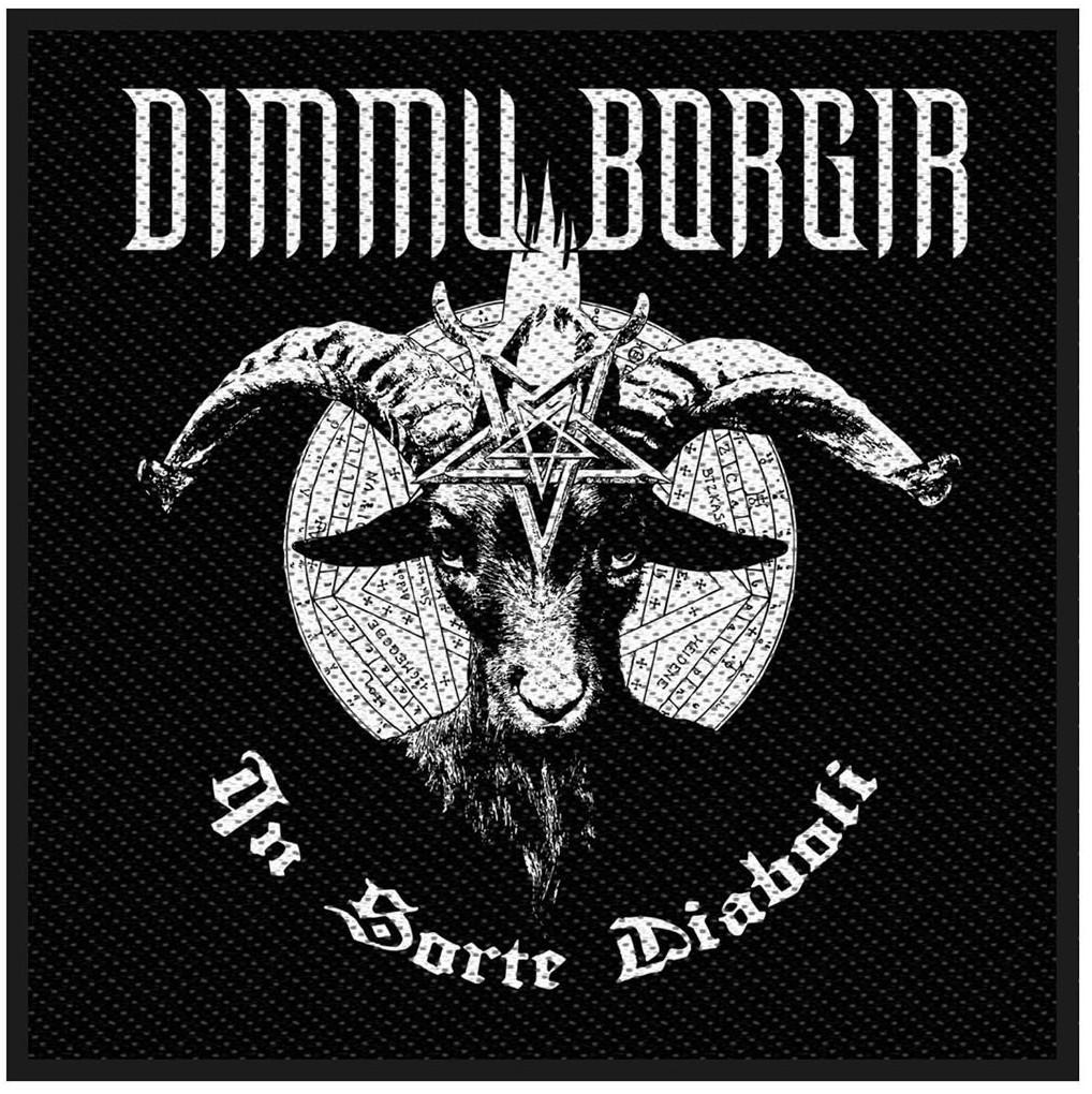 DIMMU BORGIR - IN SORTE DIABOLI patch