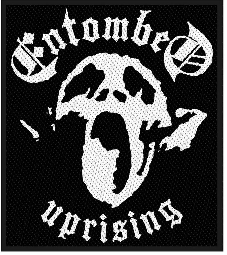 ENTOMBED - UPRISING  patch
