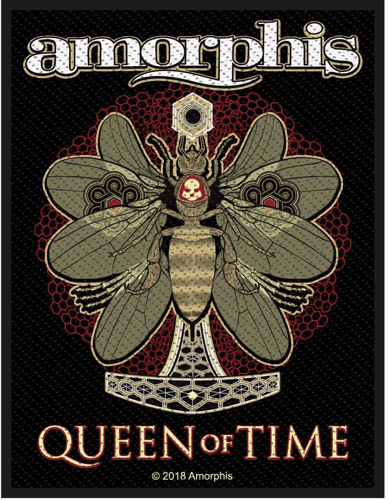 AMORPHIS - QUEEN OF TIME  patch
