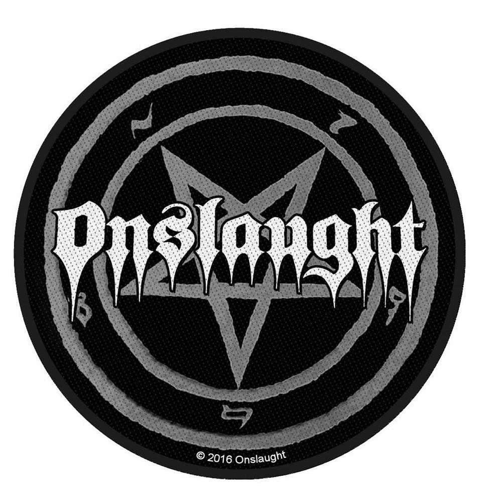 ONSLAUGHT - PENTAGRAM patch