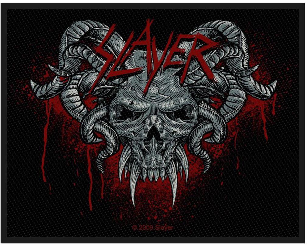 SLAYER - DEMONIC patch
