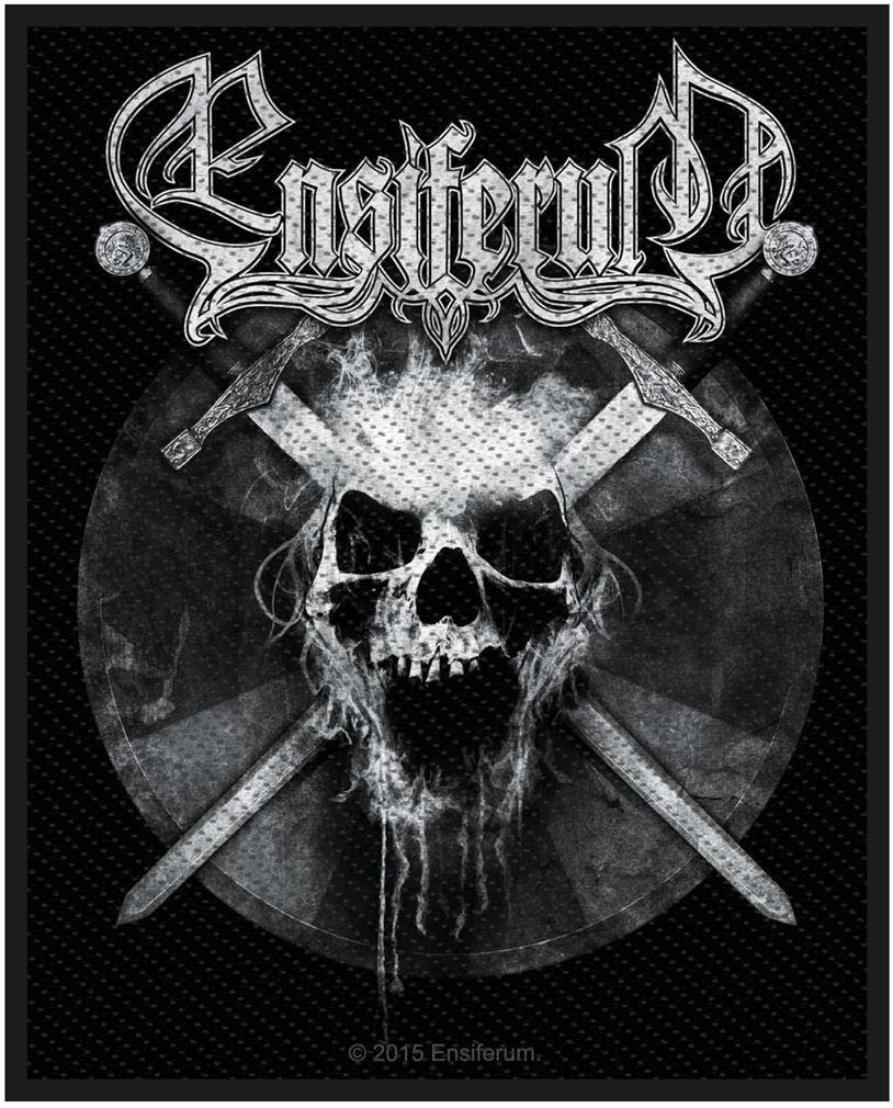 ENSIFERUM - SKULL patch