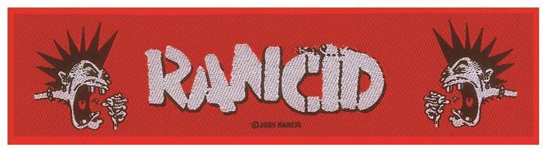 RANCID - MOHAWK Superstrip patch