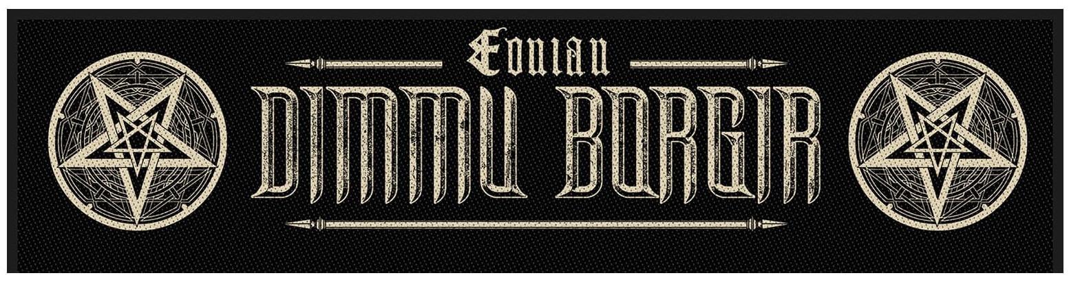 Dimmu Borgir 'Eonian' Superstrip
